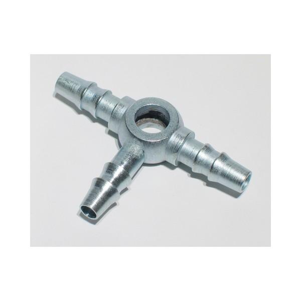 0256/1bl - 6mm Salida T Vastago De 4mm -