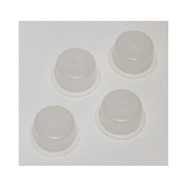 1267/2 X 100 - Tapa Plastica De 14mm