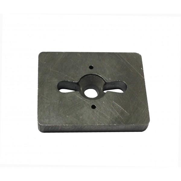 0595396 - Plaqueta 3.96mm Regulacion Pde