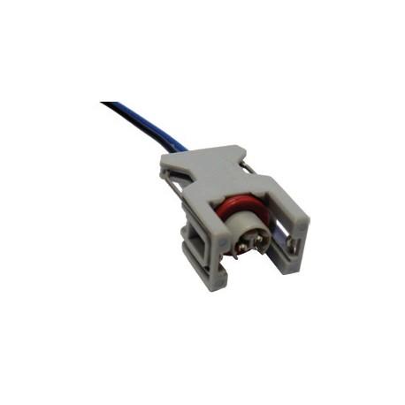 0123bl - Ficha Conexion Inyector Delphi Common Rail